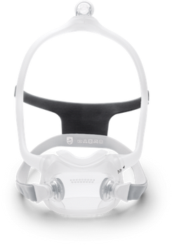Philips Respironics DreamWear Full Face Mask with Headgear FitPack - All Cushion Sizes Included