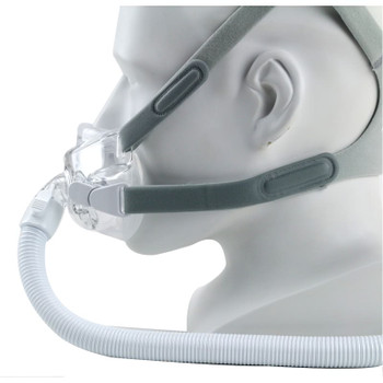 Philips Respironics Amara View Full Face Mask with Headgear