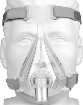 ResMed Quattro Air Full Face CPAP Mask Assembly Kit