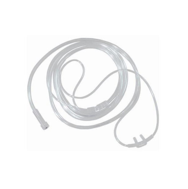 Salter Labs Nasal Adult Cannula Soft with Supply Tube, 7 Foot