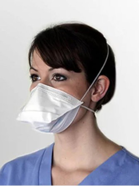 ProGear N95 Particulate Filter Respirator and Surgical Mask - Small