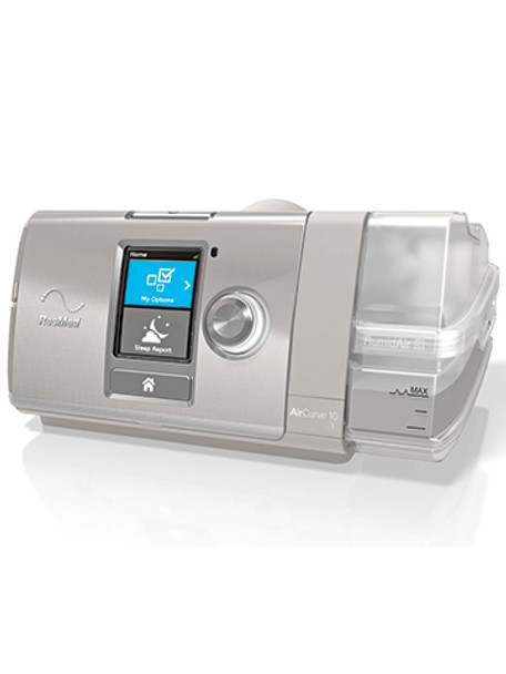 AirCurve 10 S Bi-Level with Integrated Humidifier