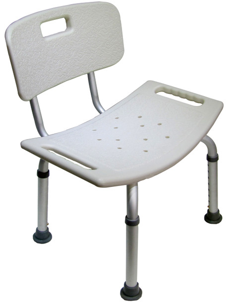 Bath Shower Chair with Back