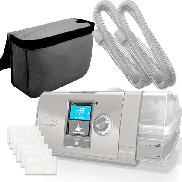 AirPack S - ResMed AirCurve 10 S Bundle Package