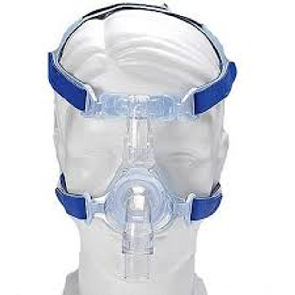 DeVilbiss Healthcare EasyFit Nasal Mask with Headgear