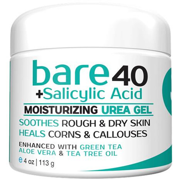 Bare 40 Plus Salicylic Acid Moisturizing Urea Gel (BARE40SA)