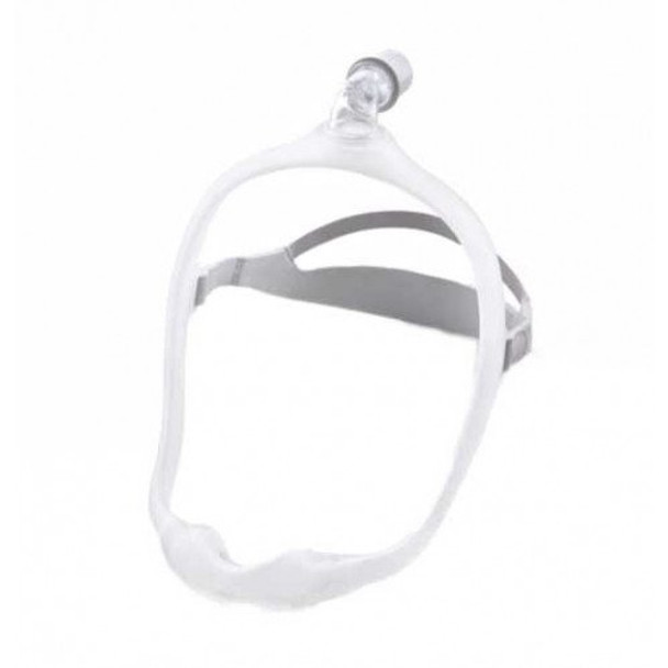 Philips Respironics DreamWear Under the Nose CPAP mask with Headgear - M, M