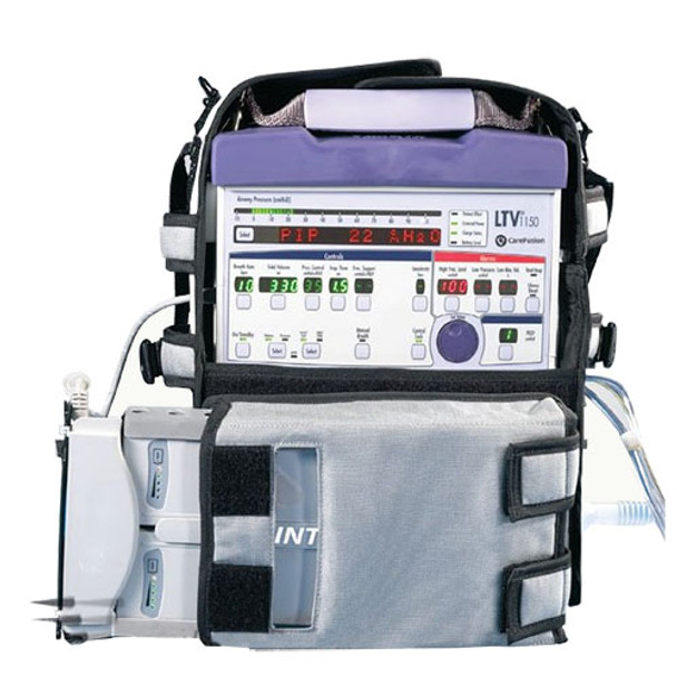CareFusion Sprint Pack Transport Pack, For Use With LTV