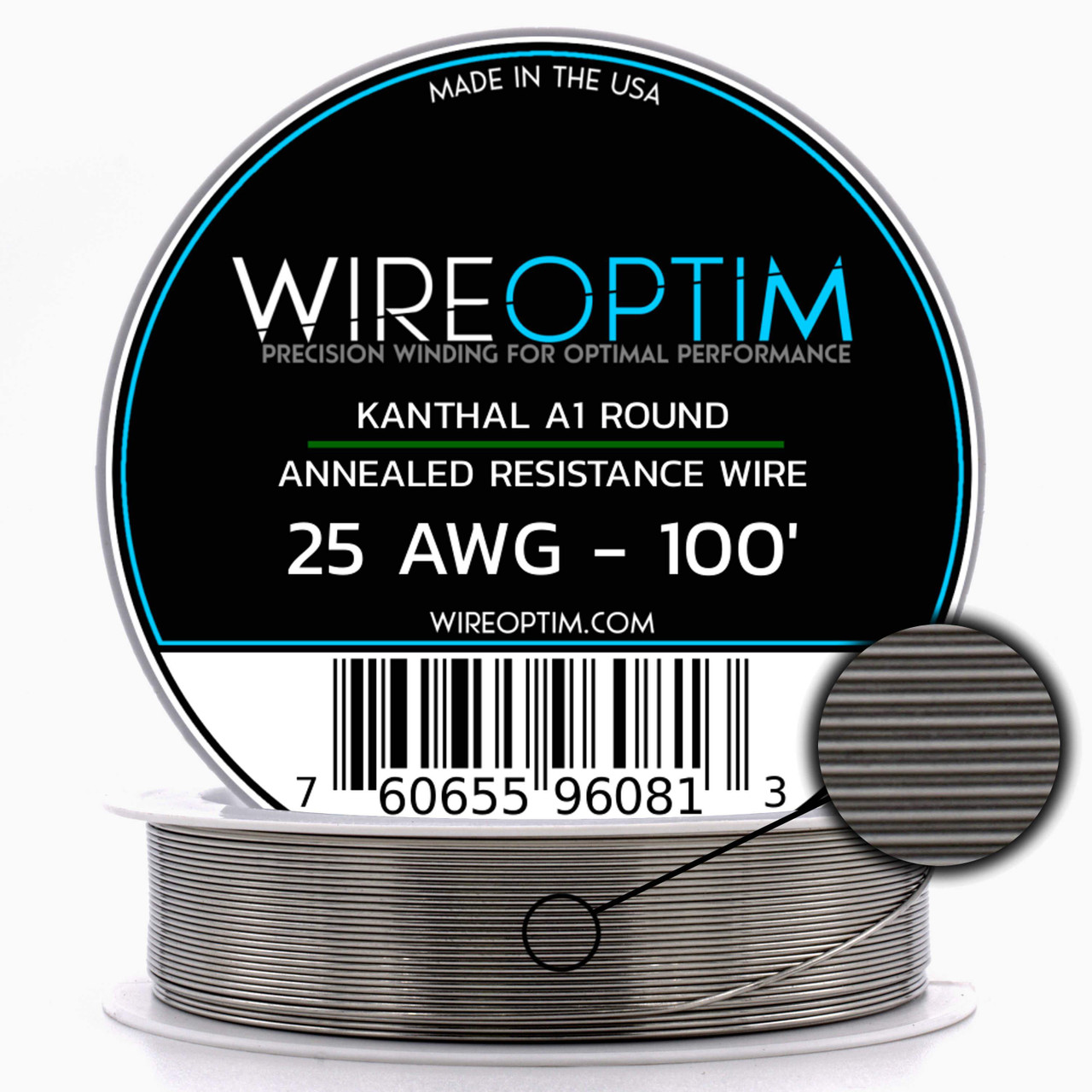 KANTHAL WIRE//HEATING WIRE  27 AWG 25 METER LENGTHS