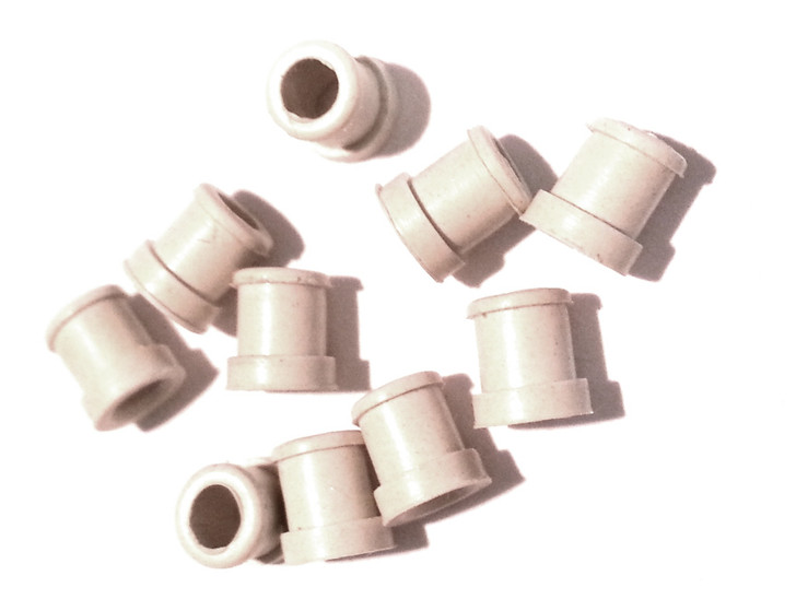 Resistance Coil Insulator 10 Pack RUBBER OR SILICONE