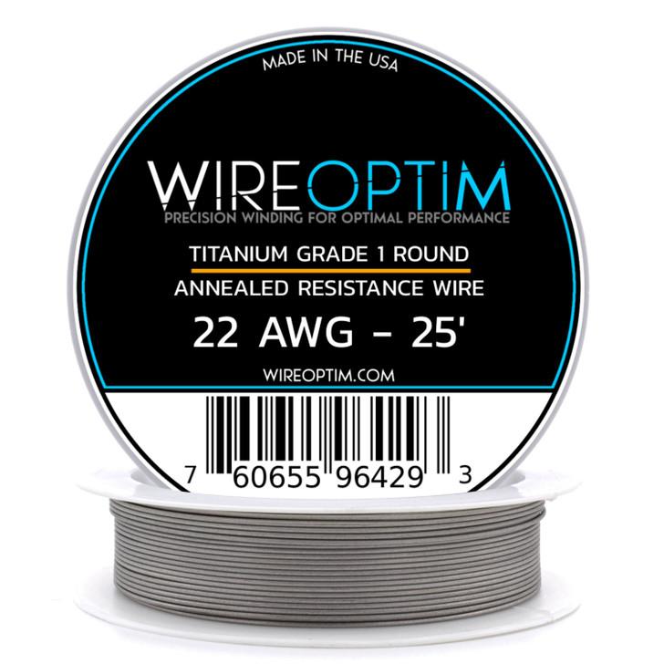 Titanium Wire GR 1