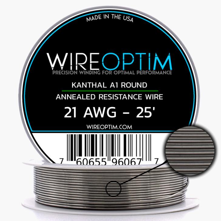 Kanthal A1 Resistance Wire (Odd Gauges)