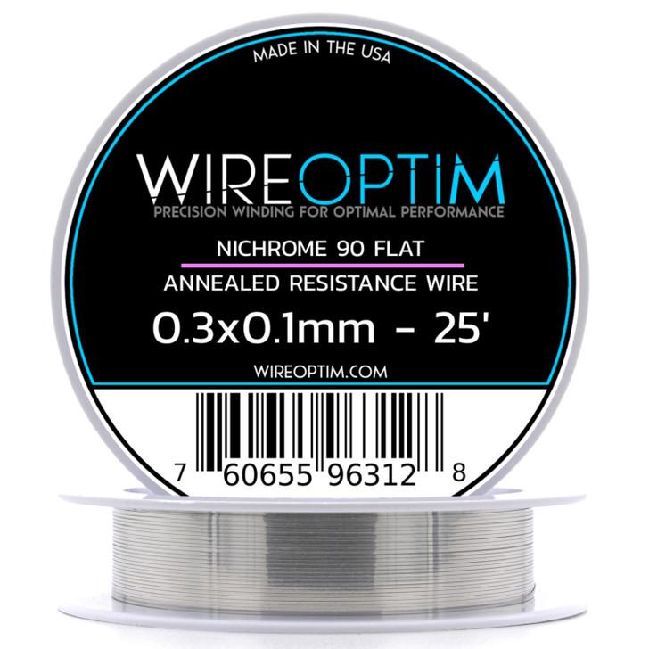 Nichrome Series 90 - Ribbon Flat Wire