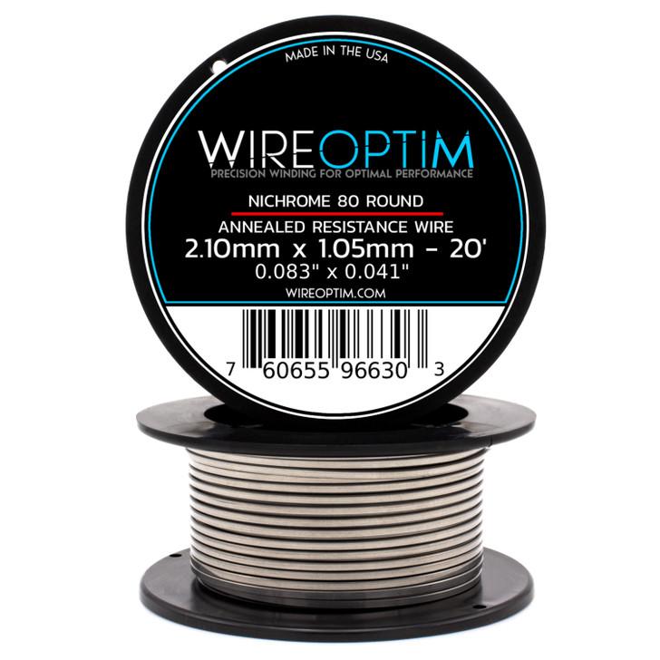 Nichrome 80 - Flat Rigid Wire - Hotwires - Blades