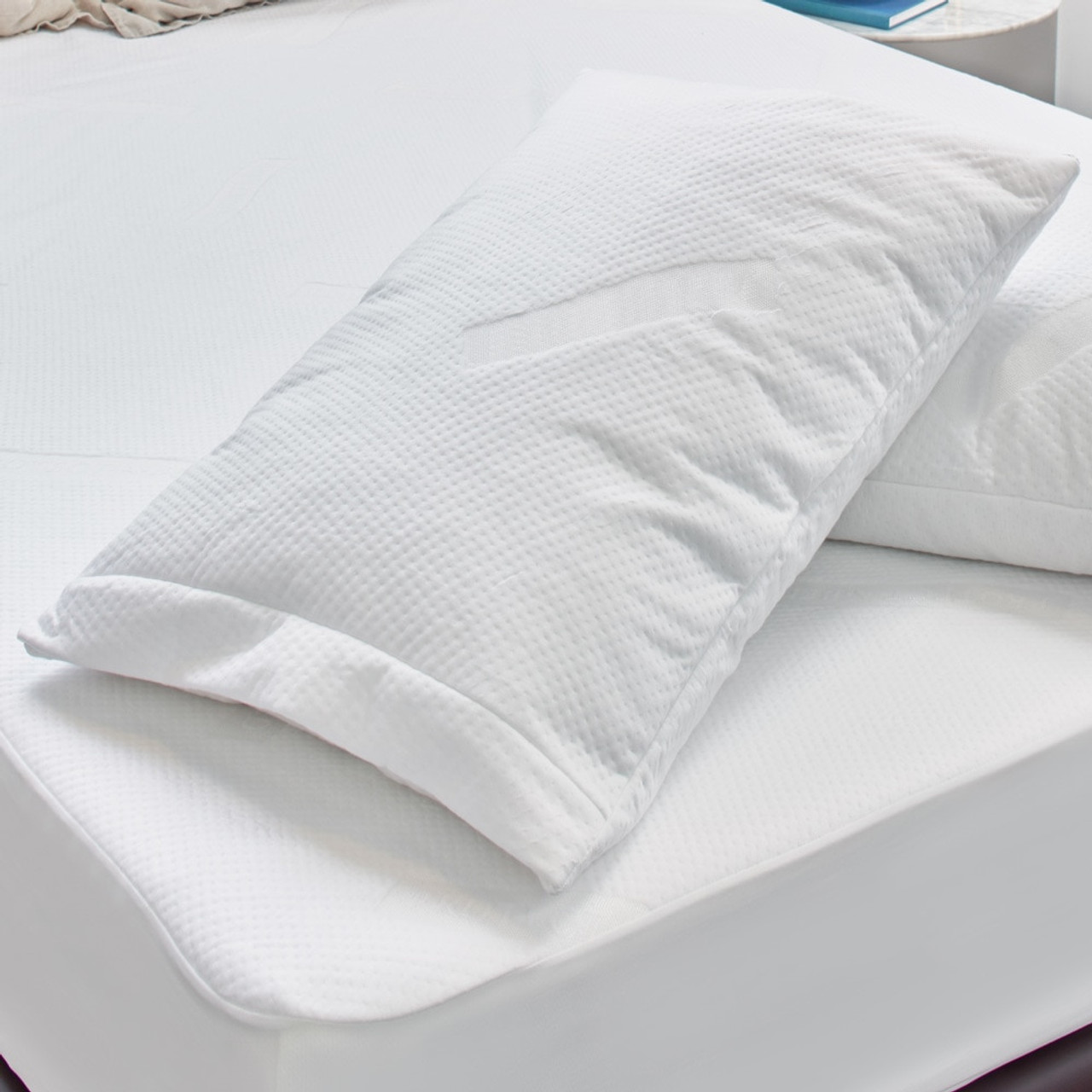 Buy Signature Series Tencel Waterproof Pillow Protector By Protect A Bed