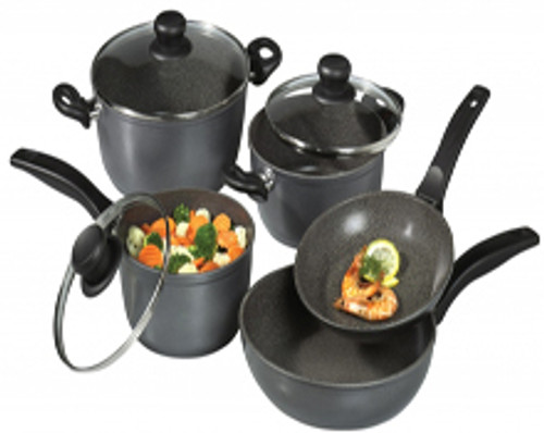 Frypans and Pots