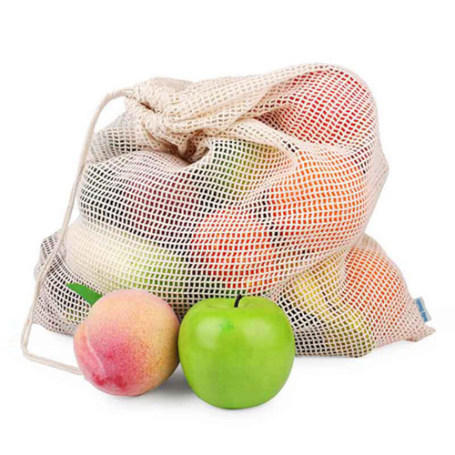 Pack of 3 Produce Bags by Brolly Sheets