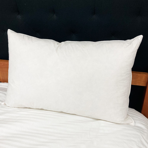 100% Feather Pillow by Good Linen Co