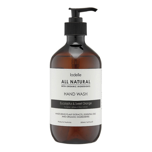 All Natural Eucalyptus & Sweet Orange Hand Wash by Ladelle