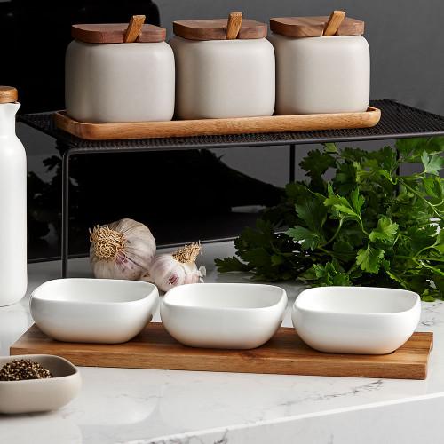 Essentials 4 Piece Bowl Set by Ladelle