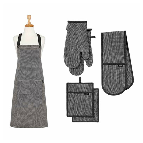 Eco Recycled Charcoal Kitchen Accessories by Ladelle