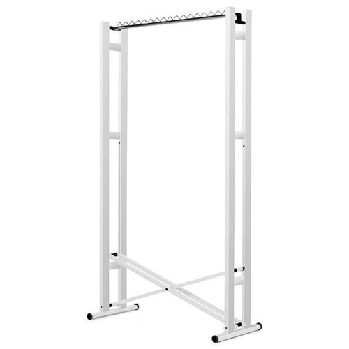 Snake 90 Clothes Rack Bianco by Foppapedretti