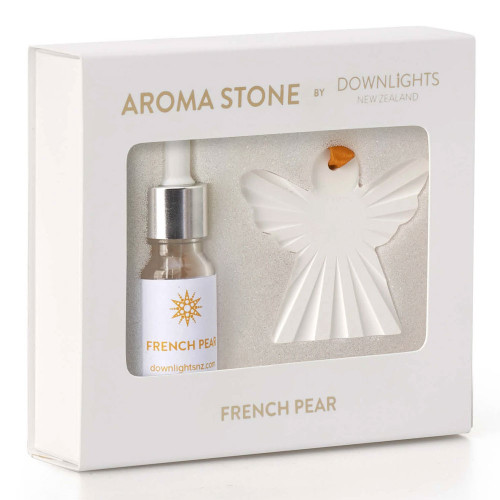 French Pear Angel Aroma Stone by Downlights