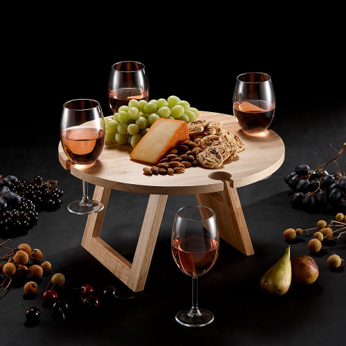 Fromagerie Collapsible Picnic Table by Tempa
