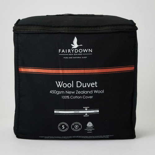 Wool Duvet Inner by Fairydown