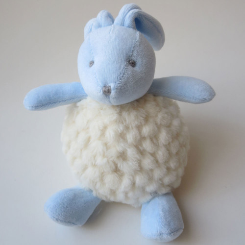 Lowry Rabbit Soft Toy by Baby Bow