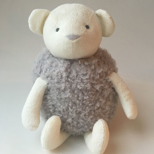 Bertie Bear Soft Toy by Baby Bow