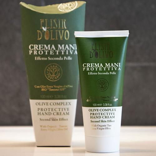 Olive Complex Hand Cream (100ml) by Erbario Toscano