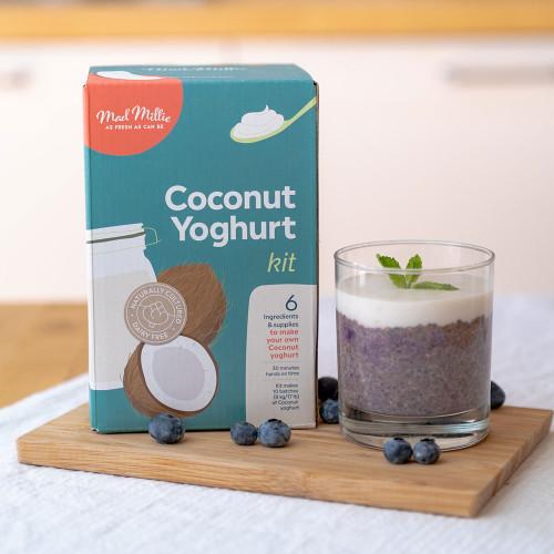 Coconut Yoghurt Kit by Mad Millie