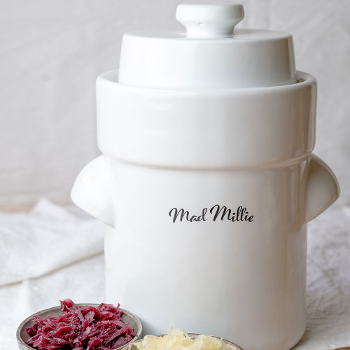 Fermenting Crock by Mad Millie