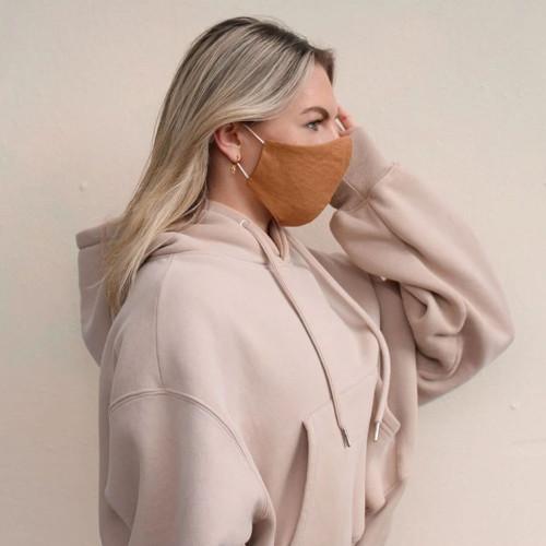 Linen Face Mask by Camden Co