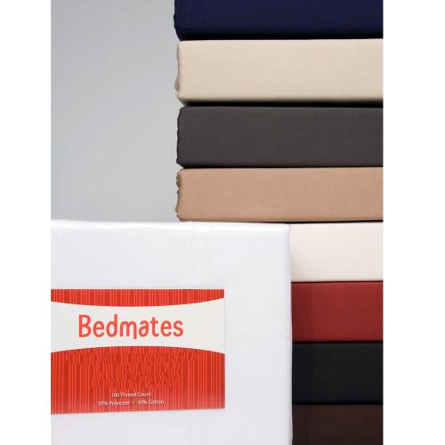 BedMates Flat Sheets/Pillowcases