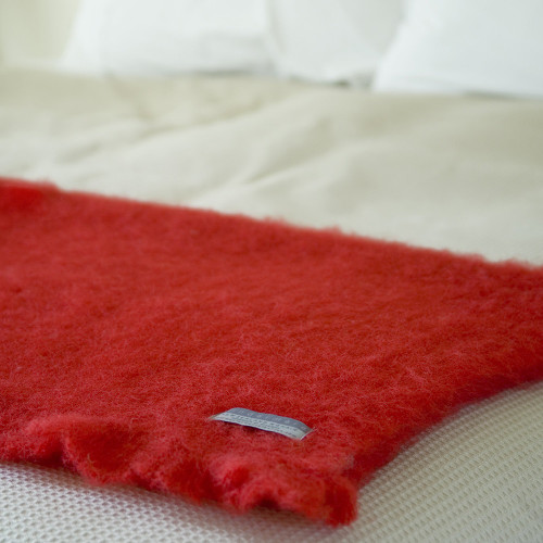 Windermere Mohair Throws
