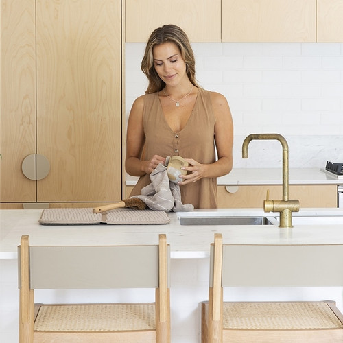 Microfibre Kitchen Tea Towel 3 Piece Pack by Bambury