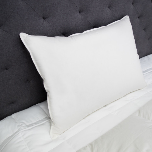NZ Made 15/85 Down and Feather Premium Pillow