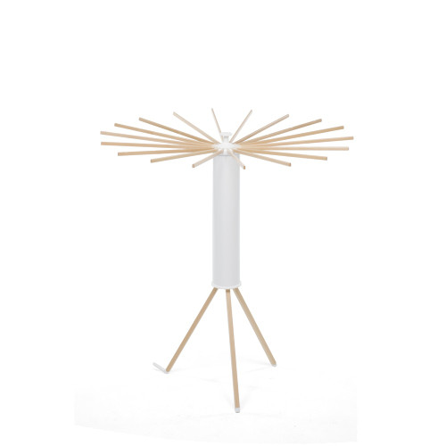 Octopus Clothes Rack Natural/White by Foppapedretti