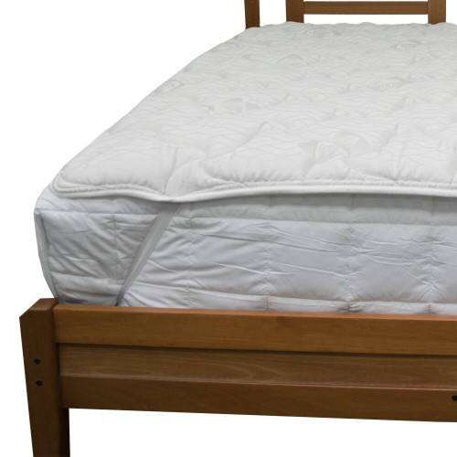 Performance Damask Comfort Topper Pad TK561 by Sealy Commercial