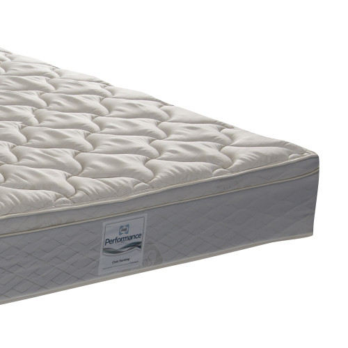 Performance Series Civic Euro Top (Plush) Mattress by Sealy Commercial