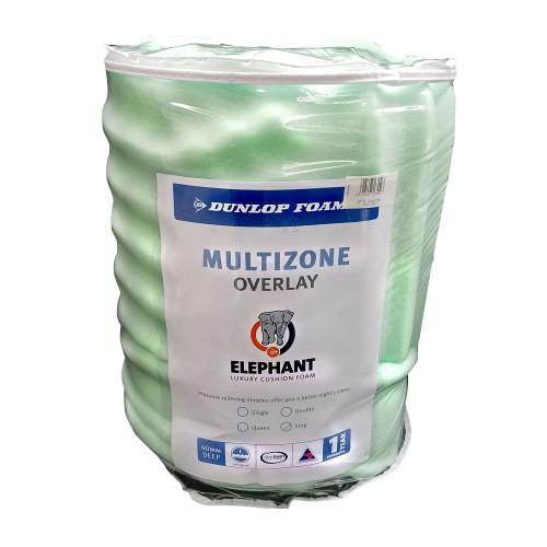 Multizone Overlay by Dunlop Foams