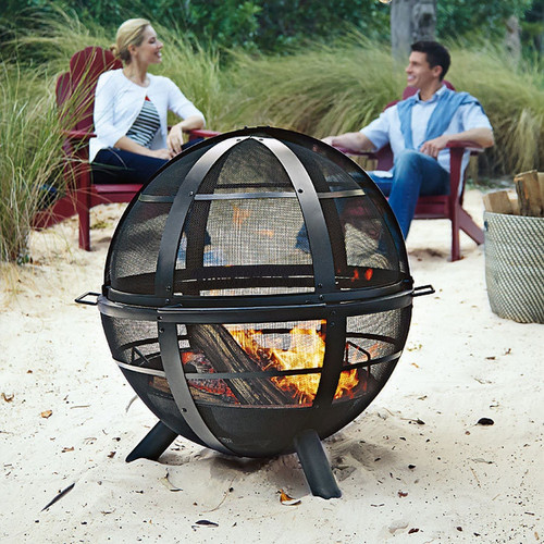 FireBall Fire Pit (Large) by easy days