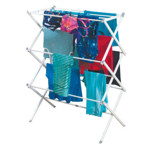 Brezio 3 Tier Expandable Drying Rack by Interdesign