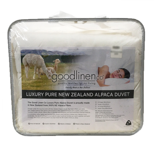 Alpaca Duvet Inner by Good Linen Co