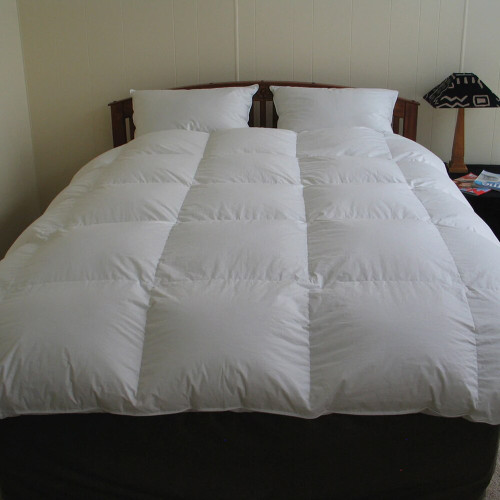 NZ Made Down Under Goose 90/10 Down and Feather Duvet Inner