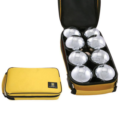 Petanque (Boules) In Your Court Set (Yellow Bag) by easy days