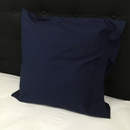 Commercial 250 Thread Count 50/50 Polycotton Navy Sheet Separates