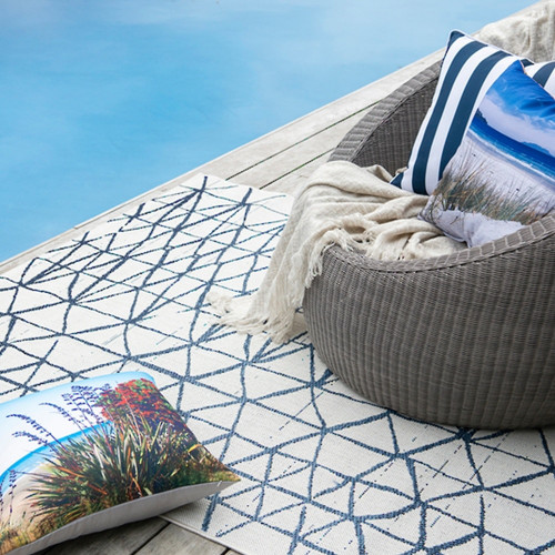 Fiordland In & Outdoor Floor Rug by Limon